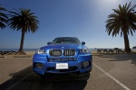 2010 BMW X5 M in Monte Carlo Blue Metallic - Static Frontal View