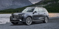 2020 BMW X7 xDrive40i, xDrive50i, M50i AWD Review