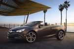 2016 Buick Cascada Convertible in Toasted Coconut Metallic - Static Front Left Three-quarter View