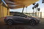 2017 Buick Cascada Convertible in Toasted Coconut Metallic - Static Side View