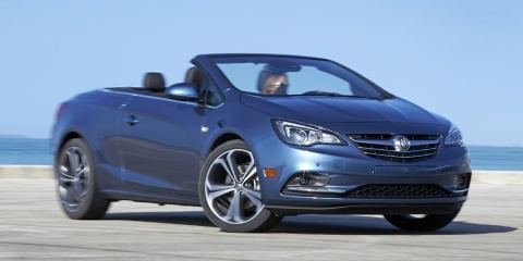 2018 Buick Cascada 1.6T, Premium, Sport Touring Convertible Review