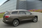 2010 Buick Enclave CXL in Cocoa Metallic - Static Rear Right View