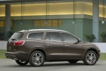 2011 Buick Enclave CXL in Cocoa Metallic - Static Right Side View