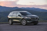 2018 Buick Enclave Avenir in Dark Slate Metallic - Static Front Right Three-quarter View