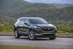 2018 Buick Enclave Avenir in Dark Slate Metallic - Static Front Right View