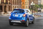 2017 Buick Encore in Coastal Blue Metallic - Static Rear Right View