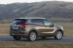 2016 Buick Envision AWD in Bronze Alloy Metallic - Static Rear Right Three-quarter View