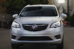 2019 Buick Envision AWD in Galaxy Silver Metallic - Static Frontal View
