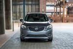 2019 Buick Envision AWD in Satin Steel Metallic - Static Frontal View
