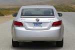 2013 Buick LaCrosse eAssist in Quicksilver Metallic - Static Rear View