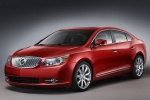 2013 Buick LaCrosse in Crystal Red Tintcoat - Static Front Left Three-quarter View