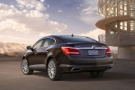 2015 Buick LaCrosse - Static Rear Left View