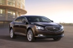 2016 Buick LaCrosse - Static Front Right View