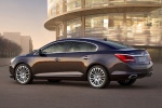 2016 Buick LaCrosse - Static Rear Left Three-quarter View