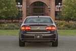 2010 Buick Lucerne Super in Cyber Gray Metallic - Static Rear View