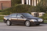 2011 Buick Lucerne Super in Cyber Gray Metallic - Static Front Right Three-quarter View