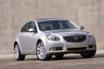 2011 Buick Regal CXL in Quicksilver Metallic - Static Front Right View