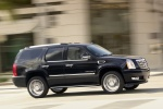 2011 Cadillac Escalade in Black Raven - Driving Side View