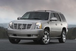 2011 Cadillac Escalade in Silver Lining - Static Front Left View