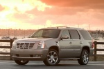 2011 Cadillac Escalade in Silver Lining - Static Front Left Three-quarter View