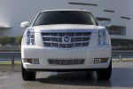 2011 Cadillac Escalade ESV in White Diamond Tricoat - Static Frontal View