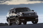 2012 Cadillac Escalade in Black Raven - Static Front Right View