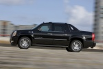 2012 Cadillac Escalade EXT in Black Raven - Driving Side View