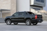 2012 Cadillac Escalade EXT in Black Raven - Static Rear Left Three-quarter View