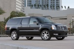 2012 Cadillac Escalade ESV in Black Raven - Static Front Right Three-quarter View