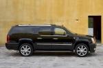 2012 Cadillac Escalade ESV in Black Raven - Static Side View