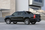 2013 Cadillac Escalade EXT in Black Raven - Static Rear Left Three-quarter View