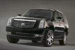 2014 Cadillac Escalade in Black Raven - Static Front Left View
