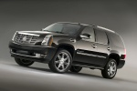 2014 Cadillac Escalade in Black Raven - Static Front Left Three-quarter View