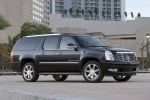 2014 Cadillac Escalade ESV in Black Raven - Static Front Right Three-quarter View