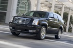 2014 Cadillac Escalade ESV in Black Raven - Driving Front Left Three-quarter View