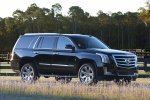 2015 Cadillac Escalade in Black Raven - Static Front Right Three-quarter View