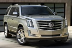 2015 Cadillac Escalade ESV in Silver Coast Metallic - Static Front Right View