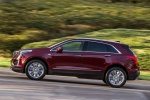 2019 Cadillac XT5 AWD in Red - Driving Side View