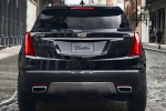 2019 Cadillac XT5 AWD in Dark Granite Metallic - Static Rear View