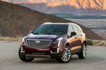 2019 Cadillac XT5 AWD in Red - Static Front Left View