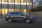 2020 Cadillac XT6 Premium Luxury AWD in Dark Mocha Metallic - Static Rear Right Three-quarter View