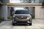 2020 Cadillac XT6 Premium Luxury AWD in Dark Mocha Metallic - Static Frontal View