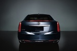 2015 Cadillac XTS in Graphite Metallic - Static Rear View