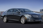 2015 Cadillac XTS in Graphite Metallic - Static Front Right Three-quarter View
