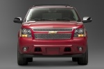 2011 Chevrolet Avalanche in Victory Red - Static Frontal View