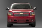 2013 Chevrolet Avalanche in Victory Red - Static Frontal View