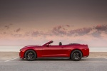 2013 Chevrolet Camaro ZL1 Convertible in Victory Red - Static Side View
