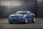 2017 Chevrolet Camaro RS Coupe in Hyper Blue Metallic - Static Front Left Three-quarter View