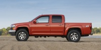 2011 Chevrolet Colorado LT, ZQ8 Sport, Z71, Chevy Pictures