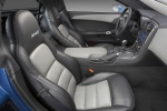 2010 Chevrolet Corvette ZR1 Front Seats